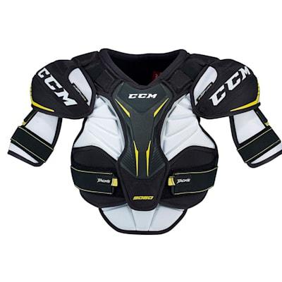(CCM Tacks 9060 Hockey Shoulder Pads - Junior)