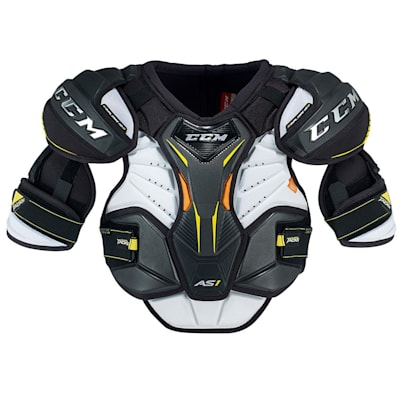 (CCM Super Tacks AS1 Hockey Shoulder Pads - Junior)