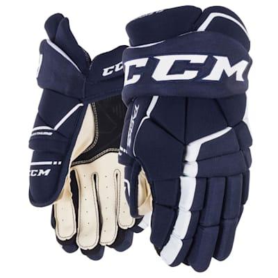 (CCM Tacks 9060 Hockey Gloves - Junior)