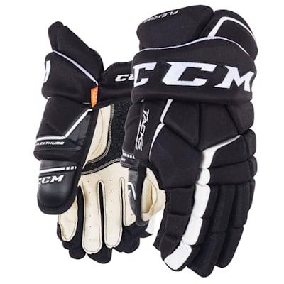 (CCM Tacks 9080 Hockey Gloves - Junior)