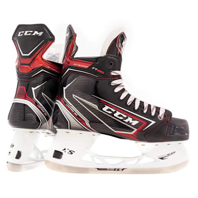 (CCM JetSpeed FT490 Ice Hockey Skates - Junior)