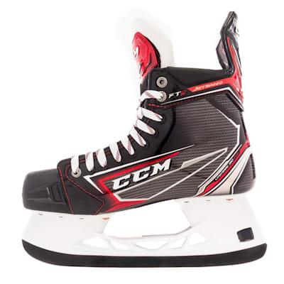 (CCM Jetspeed FT2 Ice Hockey Skates - Junior)