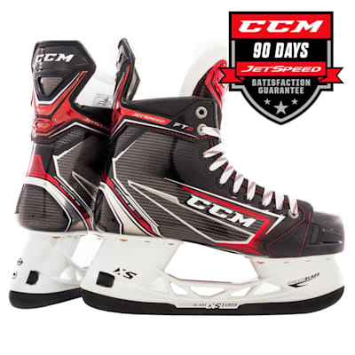 (CCM Jetspeed FT2 Ice Hockey Skates - Senior)