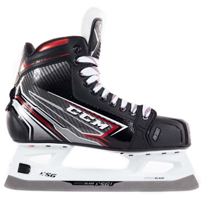 (CCM JetSpeed FT460 Ice Hockey Goalie Skate - Senior)