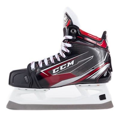 (CCM JetSpeed FT480 Ice Hockey Goalie Skates - Senior)