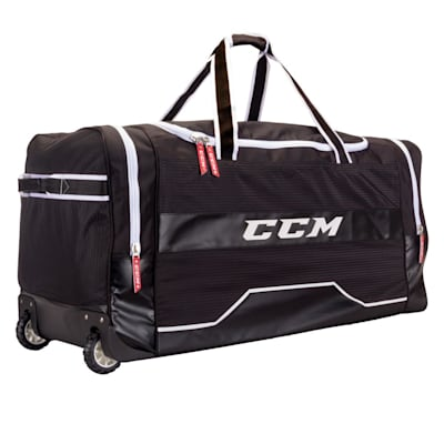(CCM 380 Deluxe Player Wheel Bag - Senior)