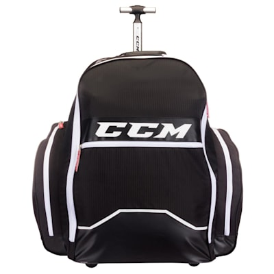 (CCM 390 Player Wheel Backpack Hockey Bag - Senior)