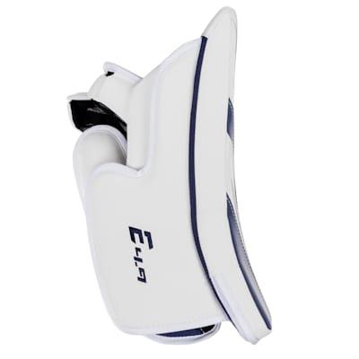 (CCM Extreme Flex 4.9 Goalie Blocker - Intermediate)