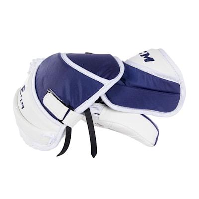 (CCM Extreme Flex 4.9 Goalie Glove - Intermediate)