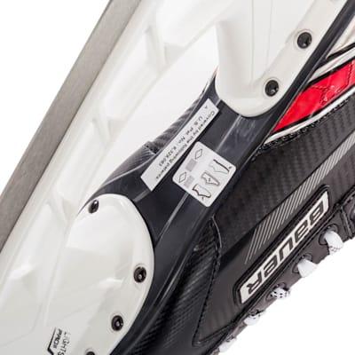 (Bauer Vapor X2.5 Ice Hockey Skates - Junior)