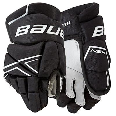 (Bauer NSX Hockey Gloves - Youth)