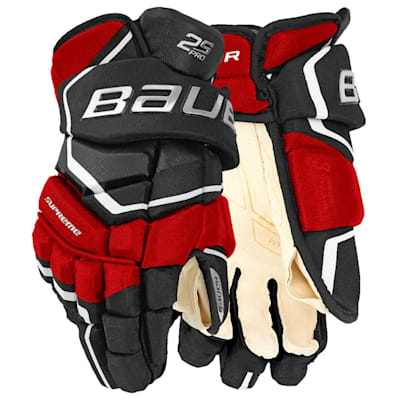 (Bauer Supreme 2S Pro Hockey Gloves - Senior)