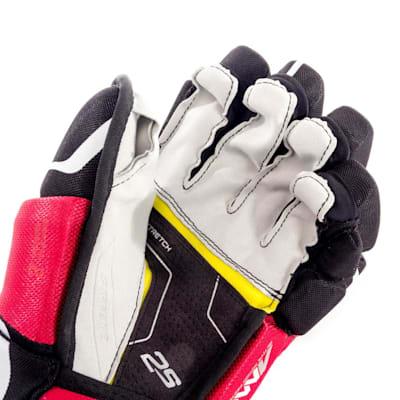 (Bauer Supreme 2S Hockey Gloves - Junior)