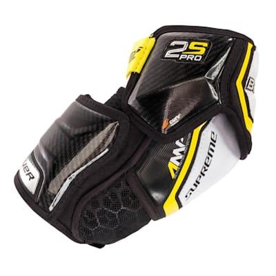(Bauer Supreme 2S Pro Hockey Elbow Pads - Junior)