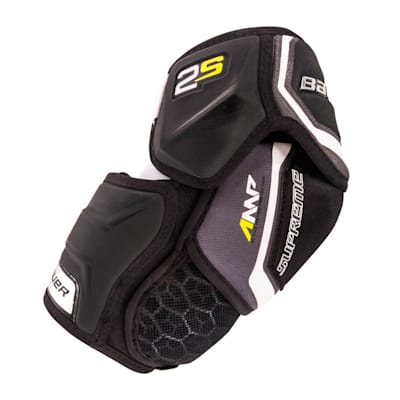 (Bauer Supreme 2S Hockey Elbow Pads - Junior)