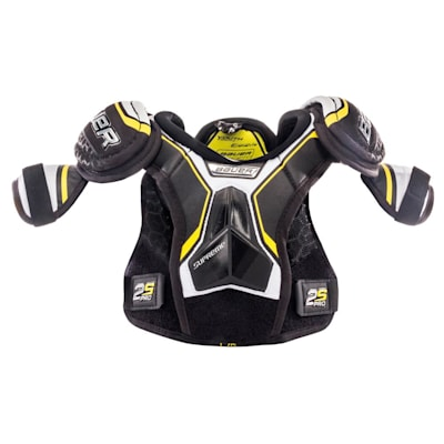 (Bauer Supreme 2S Pro Hockey Shoulder Pads - Youth)