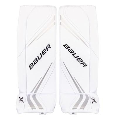 (Bauer Vapor 2x Goalie Leg Pads - Senior)