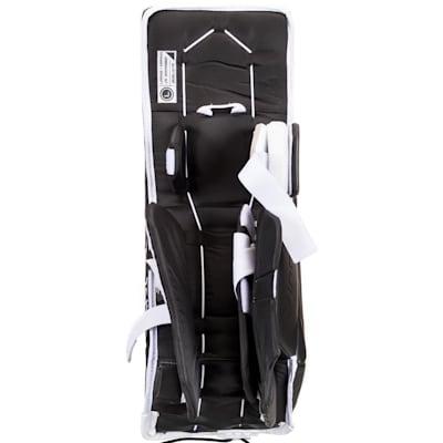 (Bauer Vapor X2.7 Goalie Leg Pads - Junior)