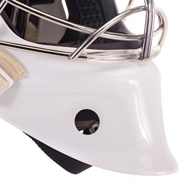 (Bauer NME IX Non-Certified Goalie Mask - Senior)