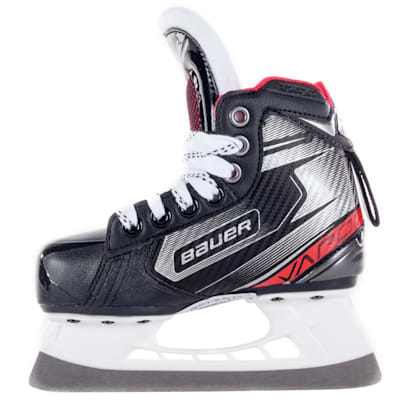 (Bauer Vapor X2.7 Ice Hockey Goalie Skates - Youth)