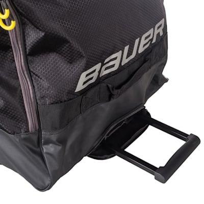(Bauer S19 Elite Wheel Hockey Bag - Senior)