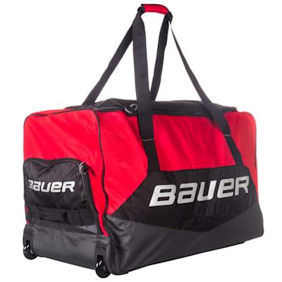 (Bauer S19 Premium Wheel Bag - Junior)