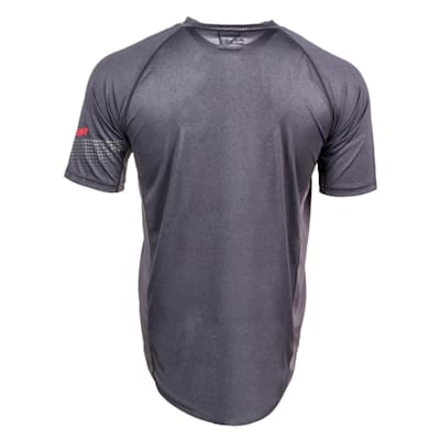 (Bauer S19 Essential Short Sleeve Top - Youth)