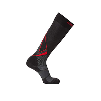 (Bauer S19 Pro Tall Skate Sock)