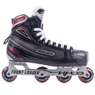 (Bauer Vapor X700 Inline Goalie Skates - Senior)