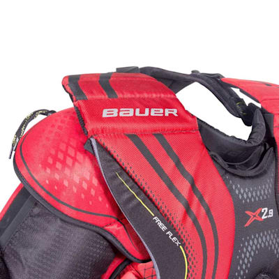 (Bauer Vapor X2.9 SE Goalie Chest Protector - Intermediate)