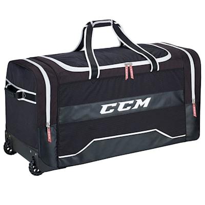 (CCM 380 Deluxe Player Wheel Bag - 33 Inch - Junior)