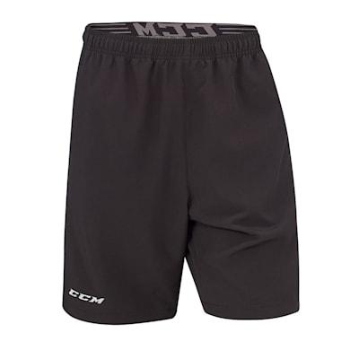 (CCM Premium Woven Shorts - Adult)