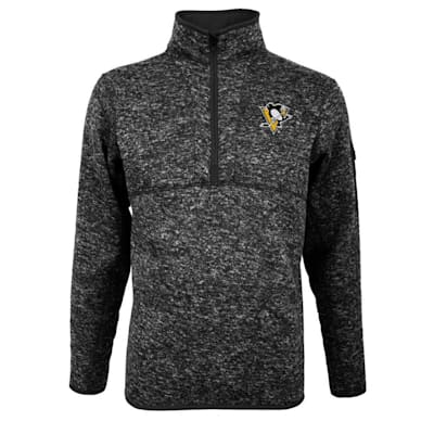 (Pittsburgh Penguins Fortune 1/4 Zip - Adult)