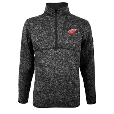 (Detroit Red Wings Fortune 1/4 Zip - Adult)