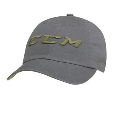 (CCM Academy Slouch Adjustable Cap - Adult)