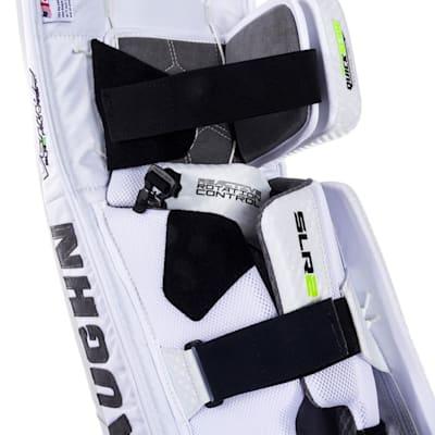 (Vaughn Ventus SLR2 Pro Carbon Goalie Leg Pads - Senior)
