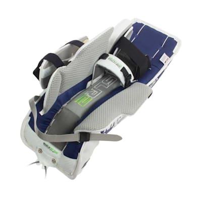 (Vaughn Ventus SLR2 Pro Goalie Leg Pads - Senior)