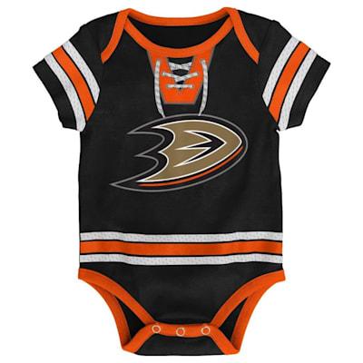 (Adidas Hockey Pro Onesie Anaheim Ducks - Infant)