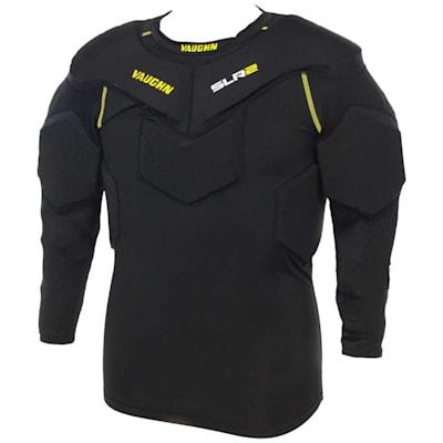 (Vaughn Ventus SLR2 Padded Goalie Shirt - Senior)
