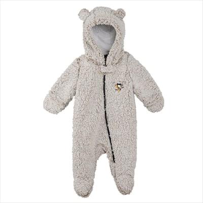 (Adidas Pittsburgh Penguins Game Nap Onesie - Infant)