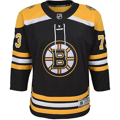 (Adidas Premier Boston Bruins Jersey - McAvoy - Youth)