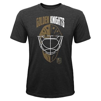 (Adidas Mask Made Tee Vegas Golden Knights - Youth)