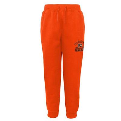 (Adidas Philadelphia Flyers Pro Game Sweatpants - Youth)