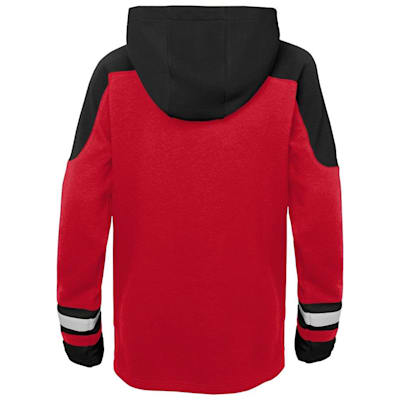 (Adidas Ageless Must Have Hoodie - Chicago Blackhawks - Youth)