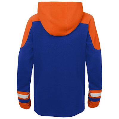 (Adidas Ageless Must Have Hoodie - New York Islanders - Youth)