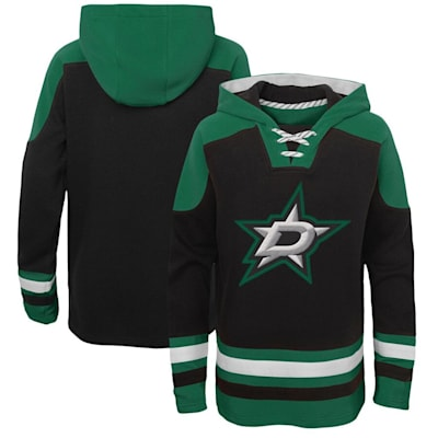 (Adidas Ageless Must Have Hoodie - Dallas Stars - Youth)