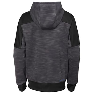 (Outerstuff Chicago Blackhawks Sleek Essentials Full Zip - Youth)