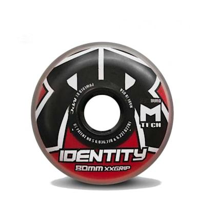 (Rink Rat Identity XX Grip Inline Hockey Wheels)