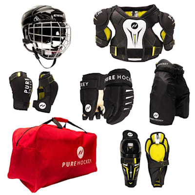 (OneGoal Youth Equipment Bundle - 4-Sets - Youth)