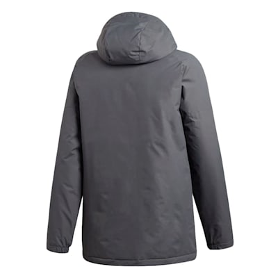 (Adidas XPLORIC 3-Stripe Jacket - Grey - Mens)